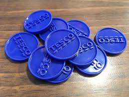 blue tokens