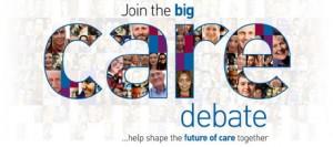 Big Care debate logo