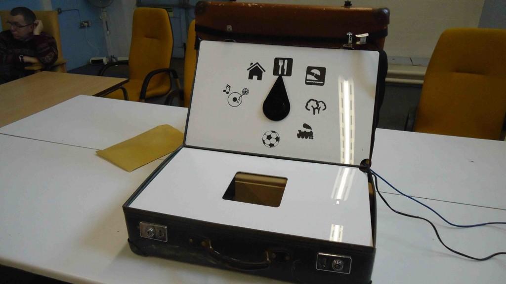 sound suitcase
