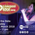 Idol 2018 Flyer - Save the date