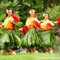 hula girls of hawaii