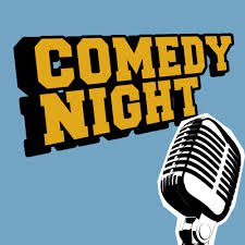 comedy night 2016 stock picture