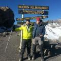 Peter Donoghue Kilimanjaro