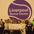 Gosia (Steve Morgan Foundation), The Lord Mayor and the members with our cheque