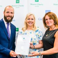 Weston award- philippa