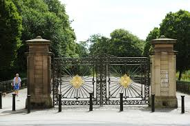 sunburst gates